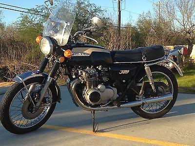 Honda : CB 1974 honda cb 350 f