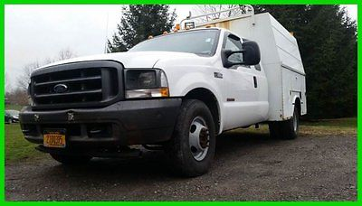 Ford : F-350 XL 2003 xl used turbo 6 l v 8 32 v rwd