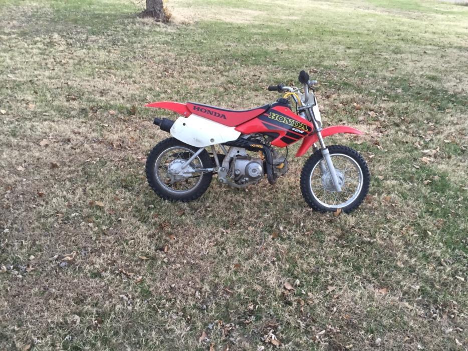 2002 Honda Xr 70