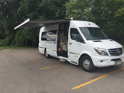 Airstream/ Mercedes Benz Sprinter