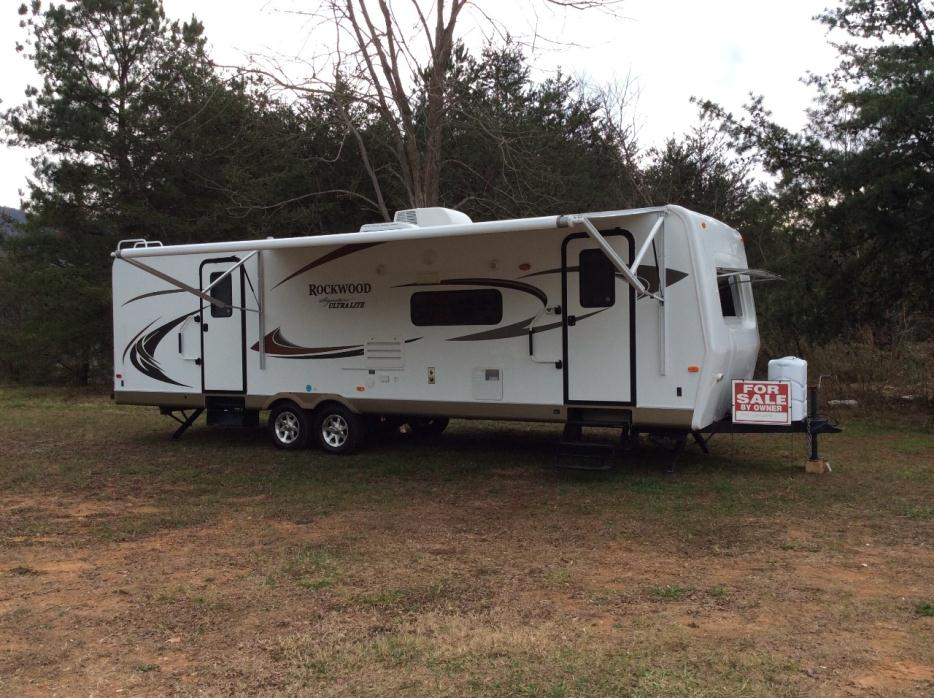 Forest River Rockwood Ultra Lite 8319ss Rvs For Sale