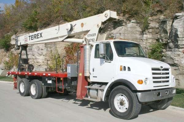 2007 Terex Bt4792