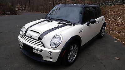 Mini : Cooper S S COOPER HATCHBACK SPORT PACKAGE 2006 mini cooper s hatchback 6 speed manual leather pano roof 86 k