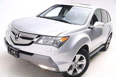 Acura : MDX Sport/Entertainment Pkg WE FINANCE!!!2009 ACURA MDX SPORT/ENTERTAINMENT PKG AWD Nav Leather Roof