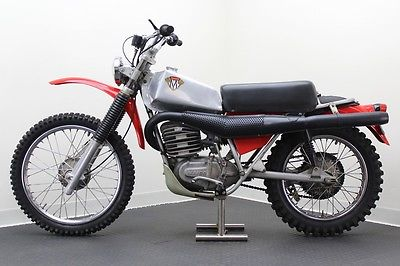Other Makes : MAICO GS400 1975 maico gs 400 134 original miles two owners from new