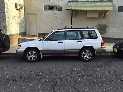 Subaru : Forester L used car