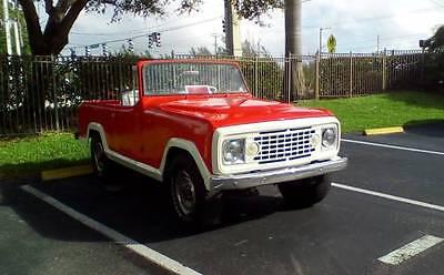 Jeep : Commando 1973 jeep commando