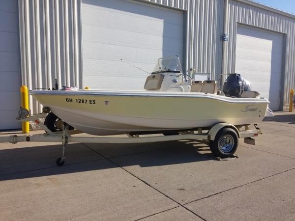 2007 Scout Boats 175 Sportfish