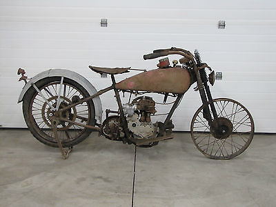 Harley-Davidson : Other 1929 harley davidson model b