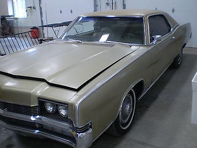 Mercury : Other Brougham Hardtop 2-Door 1970 mercury marquis brougham hardtop 2 door 7.0 l