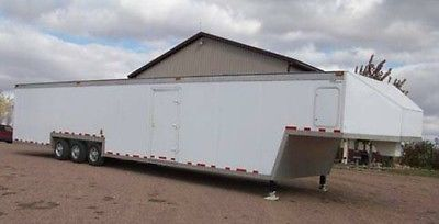 2 Car Hardside Enclosed Trailer (without a truck but Truck is an option )