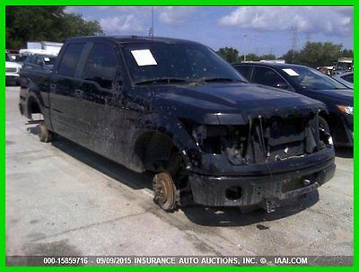 Ford : F-150 4WD SuperCrew 145 FX4 2010 4 wd supercrew 145 fx 4 used 5.4 l v 8 24 v automatic