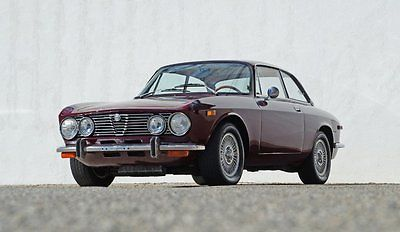 Alfa Romeo : GTV 2000 GTV - GT Veloce 1973 alfa romeo 2000 gtv gorgeous rebuilt mechanicals restored cosmetics