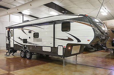 New 2016 297RLSS Slide Out Rear Living Room Lite 5th Fifth Wheel Never Used