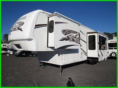 2006 Keystone Montana WITH 4 SLIDES 3650RK Used