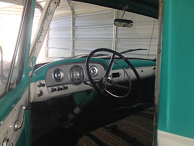 Ford : F-100 White 1963 antique ford truck f 100