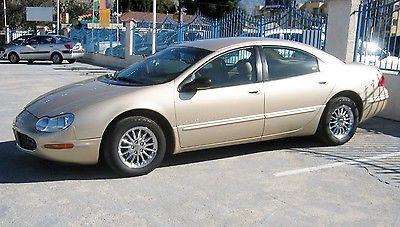 Chrysler : Concorde LXI 1998 chrysler concorde lxi sedan 4 door 3.2 l only 13 k original miles