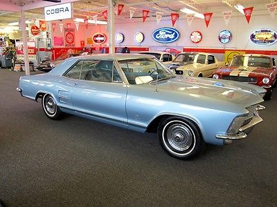 Buick : Riviera Base Hardtop 2-Door Stunning and Extremely High Quality 1964 Riviera