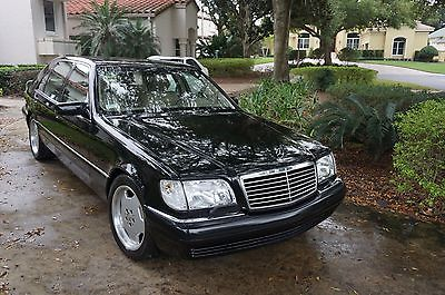 Mercedes-Benz : S-Class 1999 mercedes s 500 grand edition w 140 needs transmission