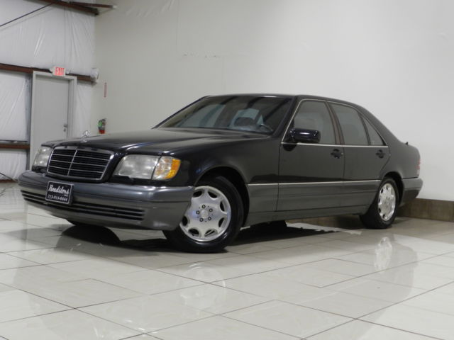 Mercedes-Benz : S-Class 4dr Sedan 3. RARE AND HARD TO FIND MERCEDES BENZ 2350 TURBODIESEL CLEAN SUNROOF