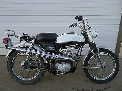 Yamaha : Other 1969 yamaha trailmaster 100 l 5 t vintage mini trail bike 2 stroke enduro dt rt 1