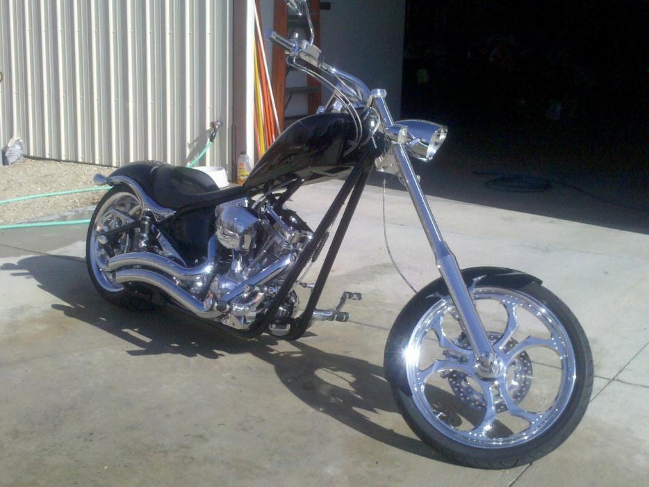 2009 Big Dog Motorcycles K9