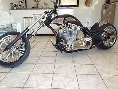 Custom Built Motorcycles : Pro Street 2006 custom built pro street chopper the dagger s s 117 super stock