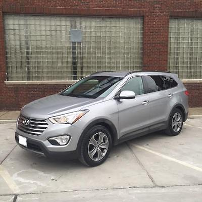 hyundai santa fe cars for sale in chicago illinois. Black Bedroom Furniture Sets. Home Design Ideas