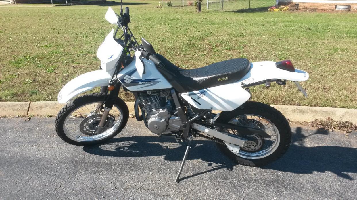 1997 Suzuki Dr 650SE