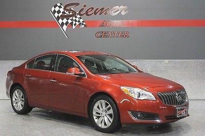 Buick : Regal Premium I red,