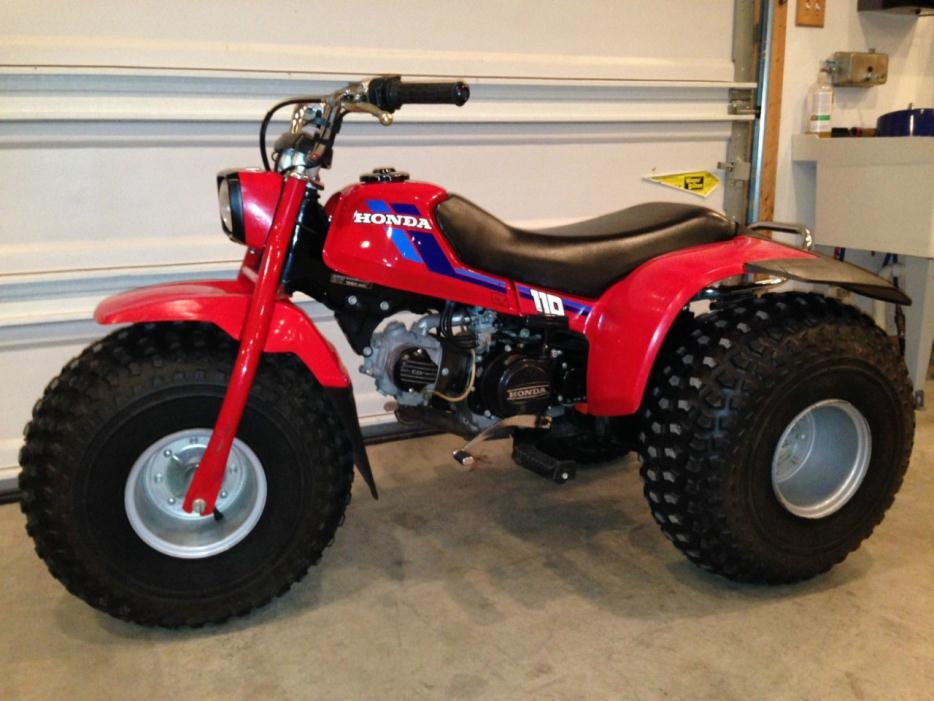 Honda atc 110 motorcycles for sale in rhode island for Honda dealers in rhode island