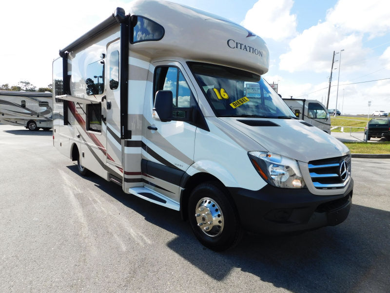 Thor motor coach citation 24st rvs for sale for Thor motor coach citation