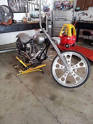 Custom Built Motorcycles : Chopper custom chopper