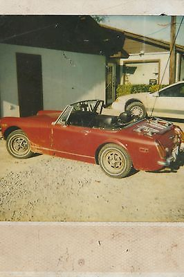MG : Midget Automobile 1973 MG Midget CV. Mileage 89,854 miles.