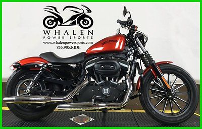 Harley-Davidson : Sportster 2013 harley davidson sportster 883 mint condition easy financing