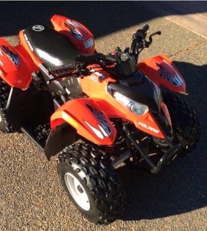 2007 Polaris Predator 50 Motorcycles for sale