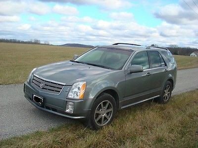 Cadillac : SRX Used 2004 Cadillac SRX