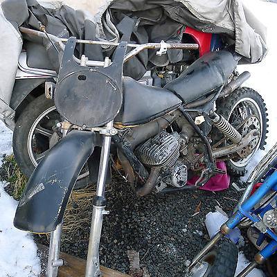 Suzuki : RM 1980 suzuki rm 100 125 250 400 vintage mx vft ahrma ama 78 79 cr yz kx motocross