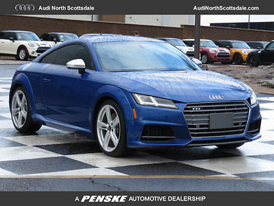 Audi : TT TTS Techonology New 2016 Audi TTS Bluetooth AWD Navigation B&O Sound RearCam Leather