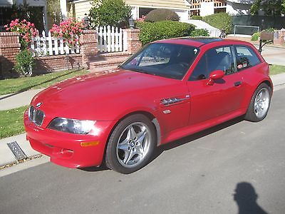 BMW : M Roadster & Coupe 2000 bmw m coupe
