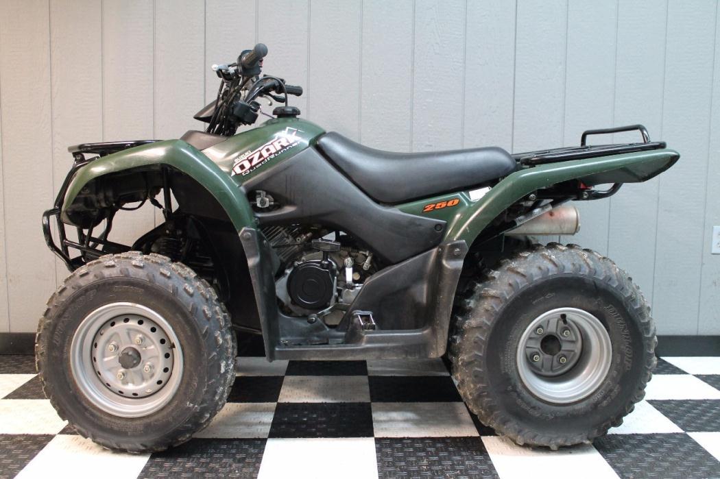 suzuki ozark 250 motorcycles for sale in pennsylvania rh smartcycleguide com 2002 suzuki ozark 250 repair manual suzuki ozark 250 parts manual