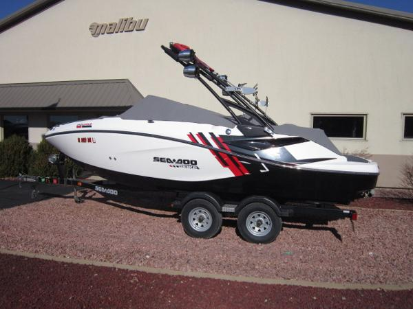 2012 Sea-Doo Sport Boats 210 Wake