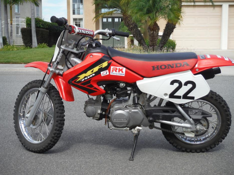 2004 Honda Xr70 Motorcycles For Sale