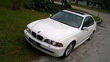 BMW : 5-Series 2002 bmw 530 i