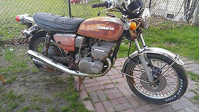 Suzuki : Other 1974 suzuki gt 380 triple gt 380 vintage classics motorcycle motorbike 3 cylinder