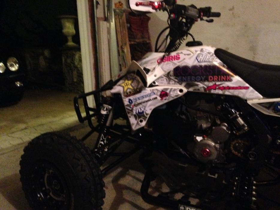 Suzuki Quadsport  Oil Capacity