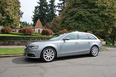 Audi : A4 Premium Plus Sport FS: 2011 A4 Avant, Original Owner, 34K Miles - $24900 OBO