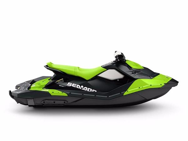 2016 Sea-Doo Spark 3up Rotax 900 HO ACE iBR Conv Pkg