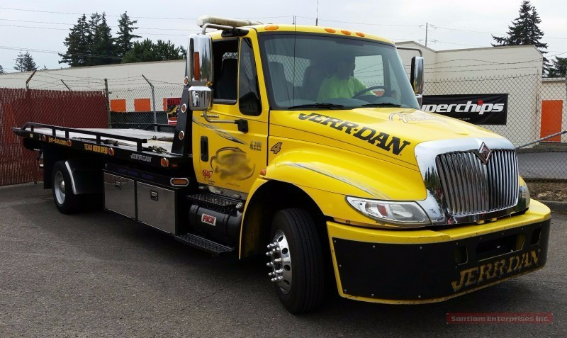 2007 International 4300lp