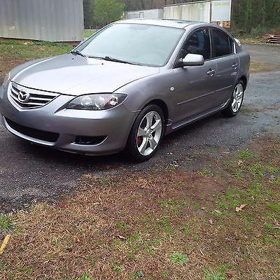 Mazda : Mazda3 S Mazda3 2004 Sedan
